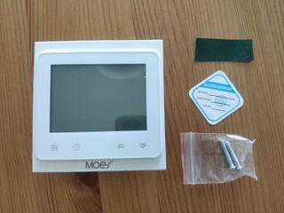 Termostato Wifi MOES bht-002-gclw