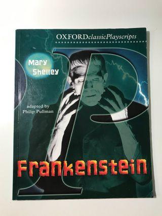 Oxford Playscripts: Frankenstein de Mary Shelley