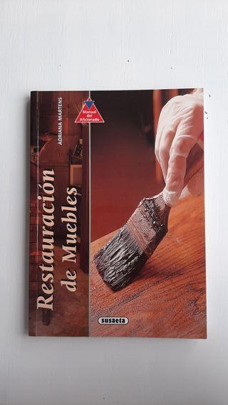Libro Restauración de Muebles
