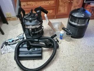 aspirador y limpiador de aire filterqueen y