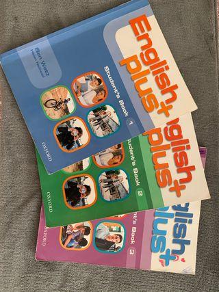 Libros inglés secundaria