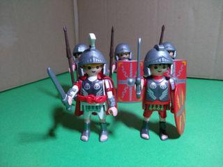 soldados romanos Playmobil