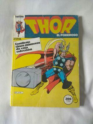 Thor Retapado del 21 al 25.