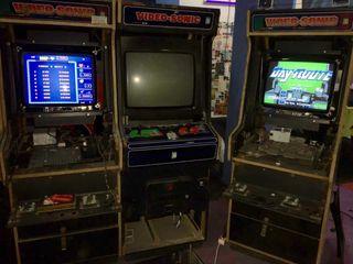 Reparo maquina recreativa arcade