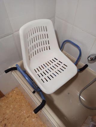 silla para ducha ancianos