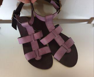 sandalias italianas Marisa Rey