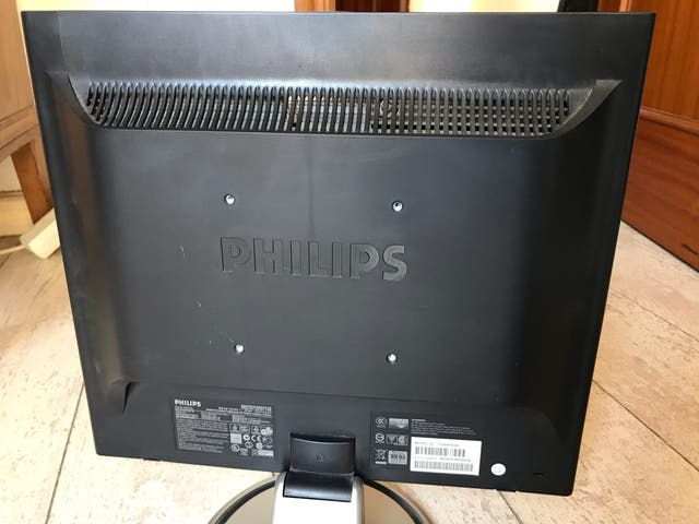 Pantalla ordenador marca philips
