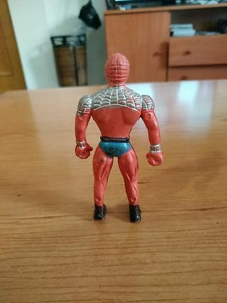 SPIDERMAN BOOTLEG MARVEL PVC