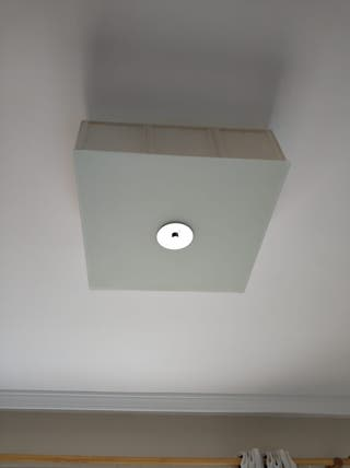 plafón lampara