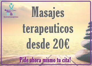 Masaje Relajante y Descontracurante 641809082