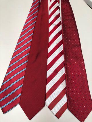 Corbatas sastre Puebla hechas a mano seda natural