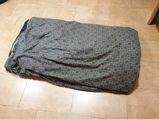 alfombra suelo camping