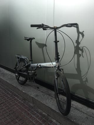 Bicicleta plegable Dahon Speed