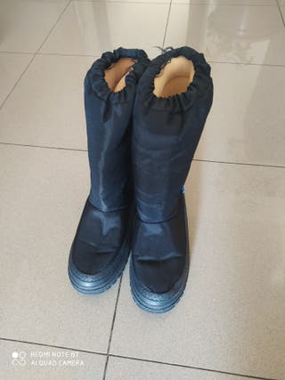 botas descansos esqui 39-40