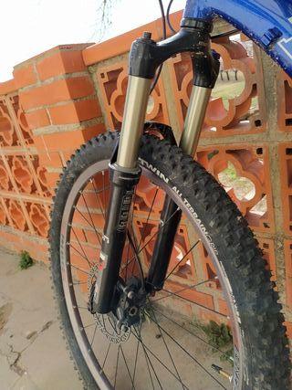 Trek fuel bici enduro