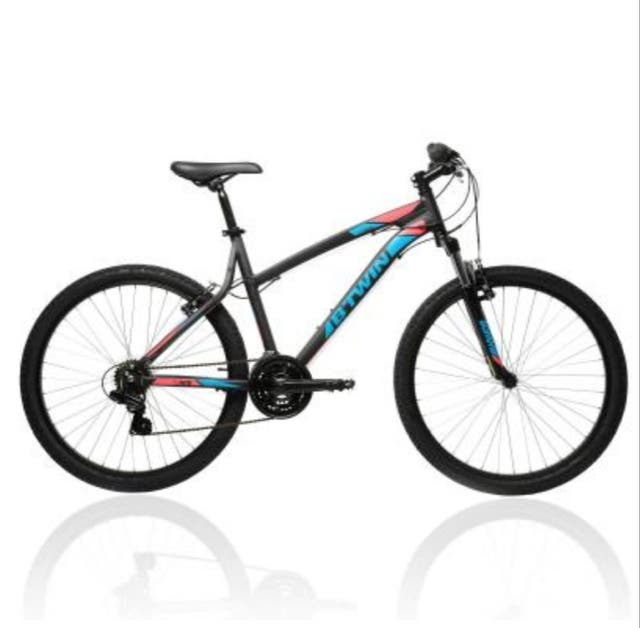 MADRID -bicicleta rockrider 340 BTT decathlon