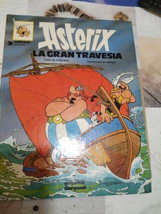 comics asterix i tintin