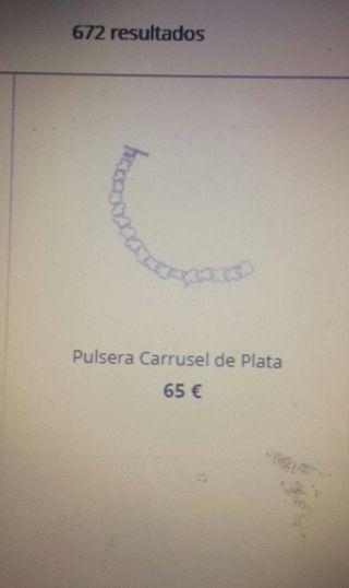 Pulsera de Plata TOUS