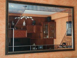 Espejo mural salón