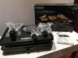Raclette Silvercrest