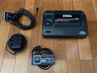 Sega Master System 2 con 6 juegos