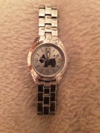 Reloj acero Agatha Paris original