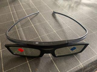 pareja de gafas 3d samsung originales
