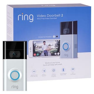 Ring video doorbell 2. Used for 4 days
