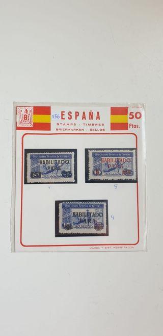 Sellos España Asociación benéfica de Correos