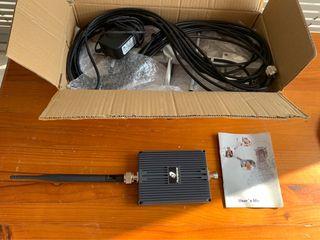 Repetidor de señal movil Booster amplificador