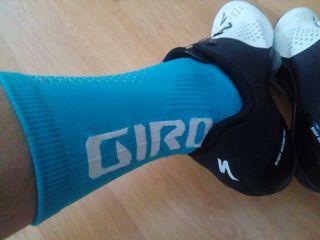 calcetín Giro ciclismo