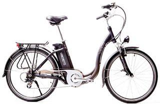 Bicicleta eléctrica Yamimoto -paseo/carret adultos