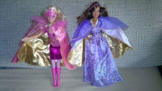 Muñecas Barbies varios modelos.