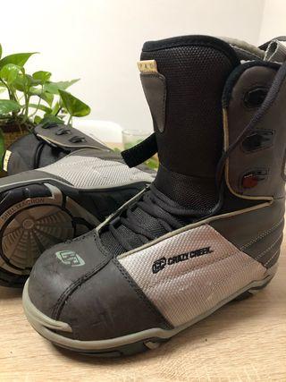 Botas Snowboard / Talla 38