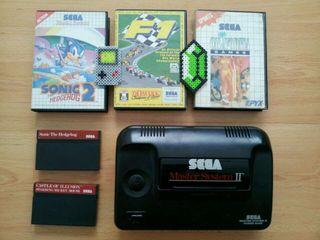 SEGA Master System Varios