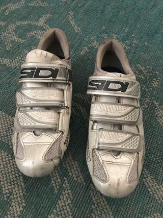 Zapatillas SIDI mujer ciclismo