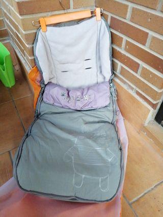 Saco invierno silla bebé