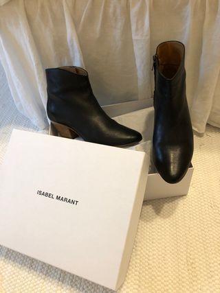 Botines Isabel Marant modelo Dacken