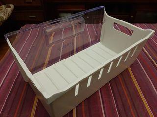 Cajón inferior congelador Zanussi ZRB939NW
