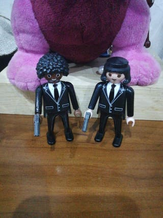 playmobil Pulp Fiction.