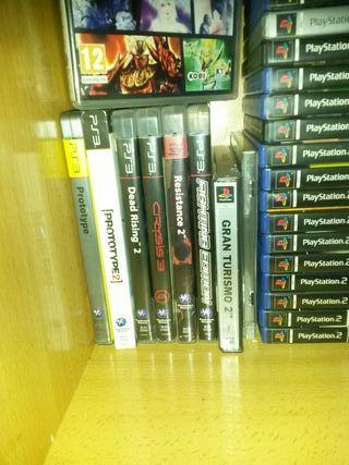 juegos ps2 y ps3