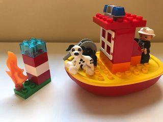 El Barco de los Bomberos