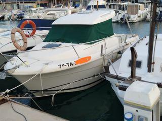 Barca motora 655
