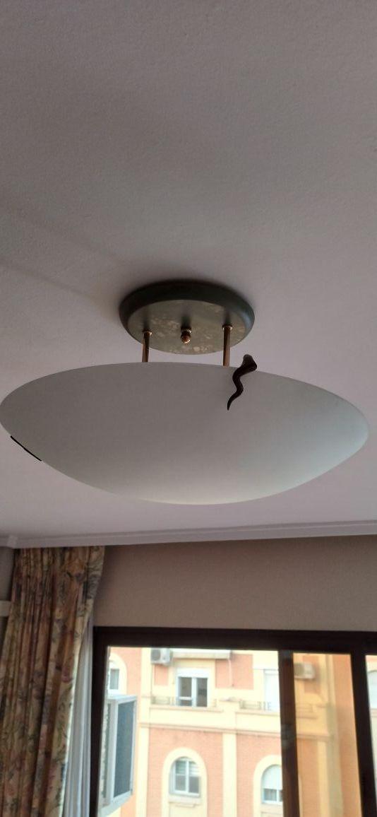 lampara de techo