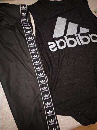 Ropa deportiva. Adidas.