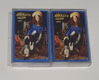 JANIS JOPLIN / DOBLE CASSETTE / ABSOLUTE JANIS