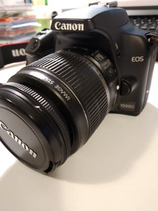 Canon EOS 1000D + Zoom 75-300mm