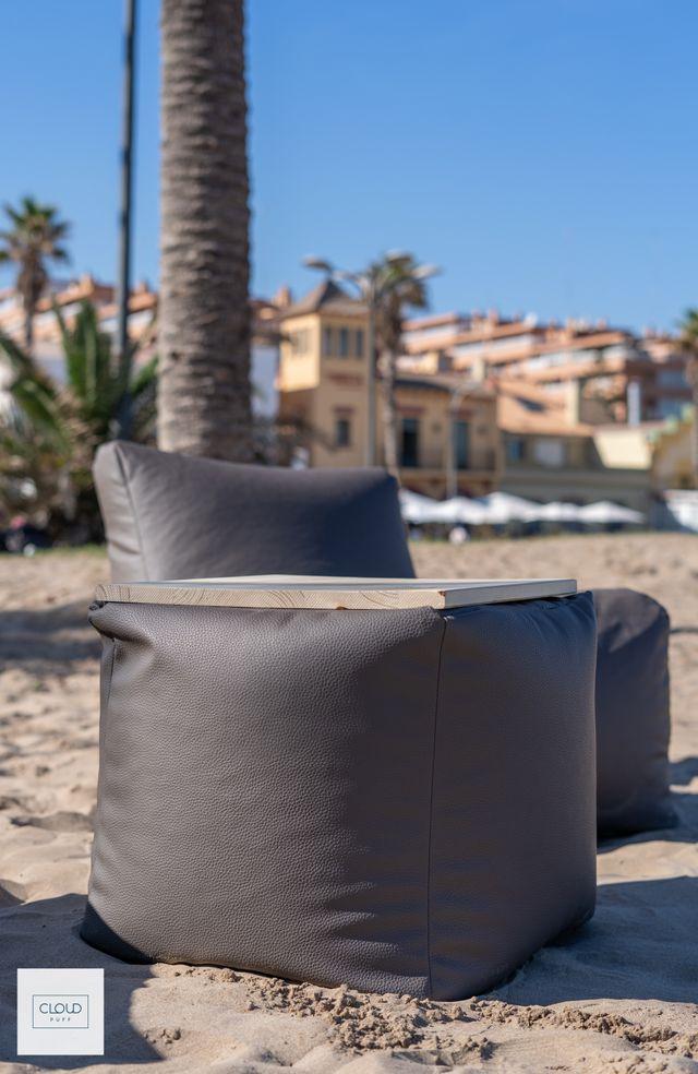 Fabricación y venta de puffs en España