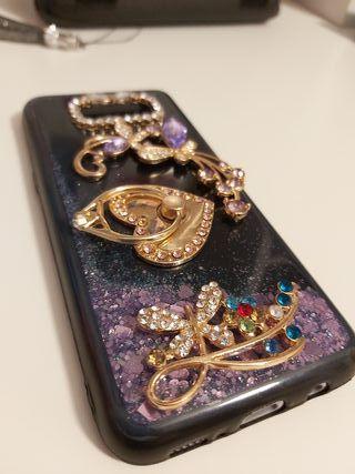 Vendo funda de lujo para Samsung Galaxy S8
