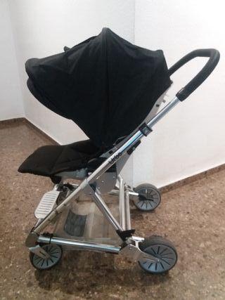 Silla de paseo URBO Mamas & Papas y porta bebé